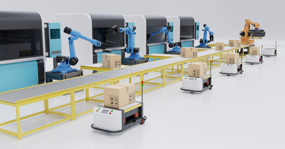 What Is Factory Automation    Industrial Automation