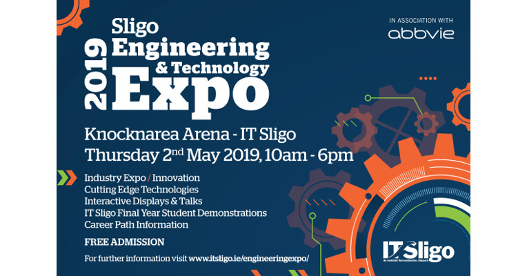 Looking Forward to Seeing You at the Sligo Engineering & Technology Expo 2019